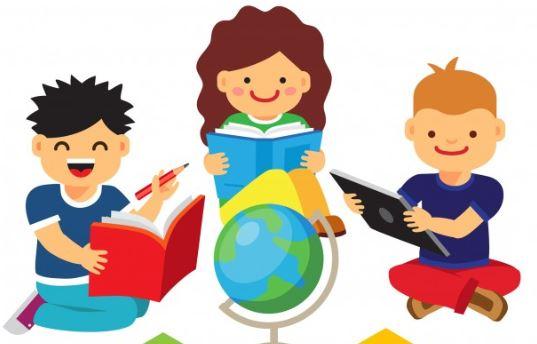 tres estudiants