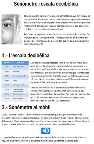 pick pdf sonometre